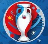 Logo ufficiale degli Europei 2016