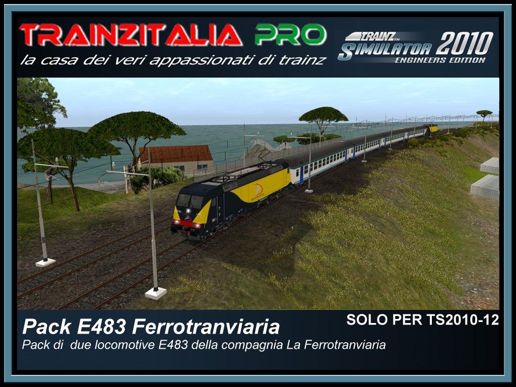 treno scenario trainz railroad simulator 2006